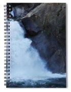 Roaring River Falls Spiral Notebook
