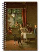 Roast Pig, 1862 Spiral Notebook