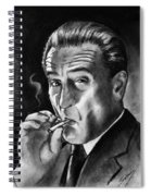 Robert De Niro Spiral Notebook