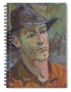 Robert Spiral Notebook