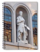 Robert Fulton Spiral Notebook