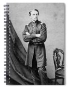 Robert Gould Shaw Spiral Notebook