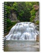 Robert Treman Swimming Hole Spiral Notebook