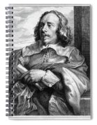 Robert Van Voerst (1597-1635/36) Spiral Notebook