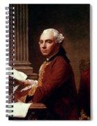 Robert Wood (c1717-1771) Spiral Notebook
