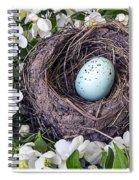Robin's Nest Spiral Notebook