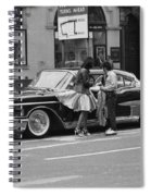 Rock And Roll Radio Campaign Spiral Notebook