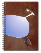 Rock Art Spiral Notebook