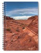 Rock Bands Spiral Notebook