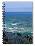 Indian Beach Spiral Notebook