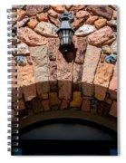 Rock Church Stone Archway - Cedar City - Utah Spiral Notebook