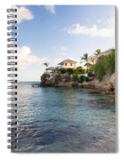 Rock Cottage Spiral Notebook