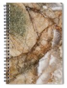 Rock Design Spiral Notebook