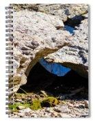 Rock Formation Devonian Fossil Gorge Spiral Notebook