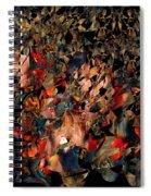 Rock Garden Spiral Notebook