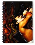 Rock Goes Fantasy Spiral Notebook