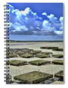 Rock Harbor Lowtide 3 Spiral Notebook