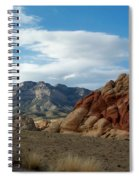 Rock Layers Spiral Notebook