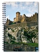 Rock Of Cashel Castle Ireland Spiral Notebook