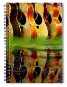 Rock On Spiral Notebook