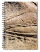 Rock Patterns Spiral Notebook