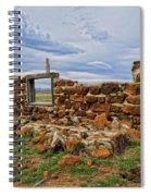 Rock Hills Prairie  Spiral Notebook