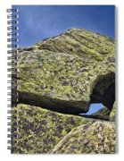 Rock Puzzle Spiral Notebook