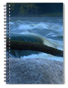 Rock Rapids Two Spiral Notebook