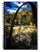 Rock Slide Spiral Notebook