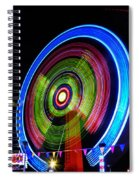 Rock Star - New Year's Eve 2012 Spiral Notebook