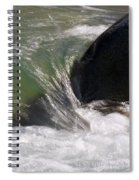 Rock The River Spiral Notebook