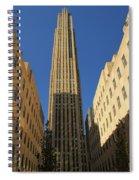 Ge Building  Spiral Notebook