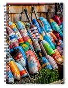 Rockport Flower Garden Spiral Notebook