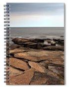 Rockport Rocks Spiral Notebook