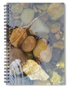 Rocks And Pebbles 2 Spiral Notebook