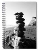 Rocks In Balance Spiral Notebook