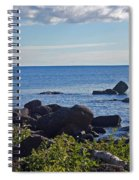 Rocks Of Lake Superior Spiral Notebook