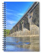 Rockville Bridge Spiral Notebook