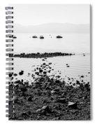 Rocky Beach Spiral Notebook