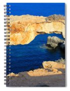 Rocky Bridge Spiral Notebook
