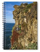 Rocky Cinque Terre Spiral Notebook