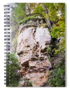 Rocky Cliff Wildcat Den Muscatine Ia 1 Spiral Notebook