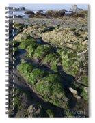 Rocky Coast Spiral Notebook