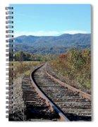 Rocky Creek Railroad Spiral Notebook