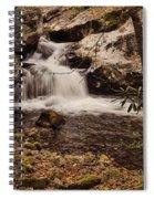 Rocky Fork Falls Spiral Notebook