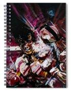 Rocky IIi Spiral Notebook