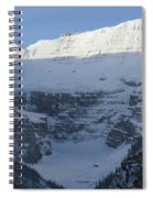 Rocky Mountain Blue Spiral Notebook