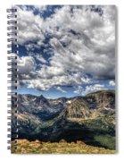 Rocky Mountain Dreams Spiral Notebook