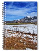 Rocky Mountain Ranch Spiral Notebook