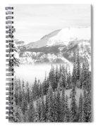 Rocky Mountain Vista Spiral Notebook
